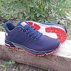Кросівки чоловічі Bayota р. 43 текстиль сині, фото 4