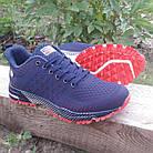 Кросівки чоловічі Bayota р. 41 текстиль темно-сині, фото 3