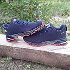 Кросівки чоловічі Bayota р. 41 текстиль темно-сині, фото 6