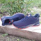 Кросівки чоловічі Bayota р. 41 текстиль темно-сині, фото 8