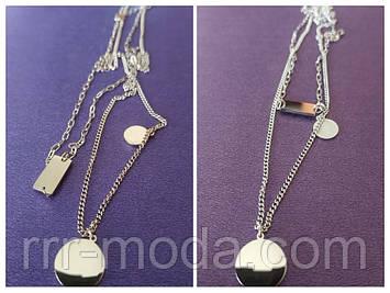 455. Монетки кулоны - подвески с цепочками ювелирная бижутерия оптом. Кулоны Xuping Jewelry