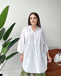Рубашка Лагуна белая