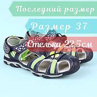 Кросівки босоніжки на хлопчика тм TOMM розмір 37, фото 1