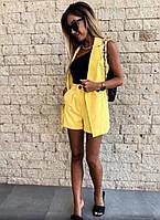 """Костюм двійка жіночий молодіжний з шортами розміри 42-46 (3ол)""""ASSORTI""""купити недорого від прямого постачальника"""