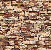 Обои влагостойкие мойка Брекчия 2202 коричневый, фото 1