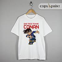 Футболка Аниме: Детектив Конан (Detective Conan #1)