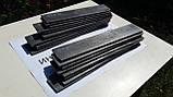 Заготівля для ножа сталь 95Х18 250х31-32х4,5 мм термообробка (59 HRC), фото 4