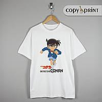 Футболка Аниме: Детектив Конан (Detective Conan #2)