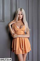 Стильное женское вечернее платье комбинезон