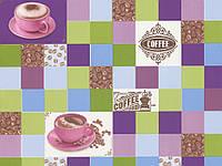 Обои влагостойкие мойка Кофе 7198-06