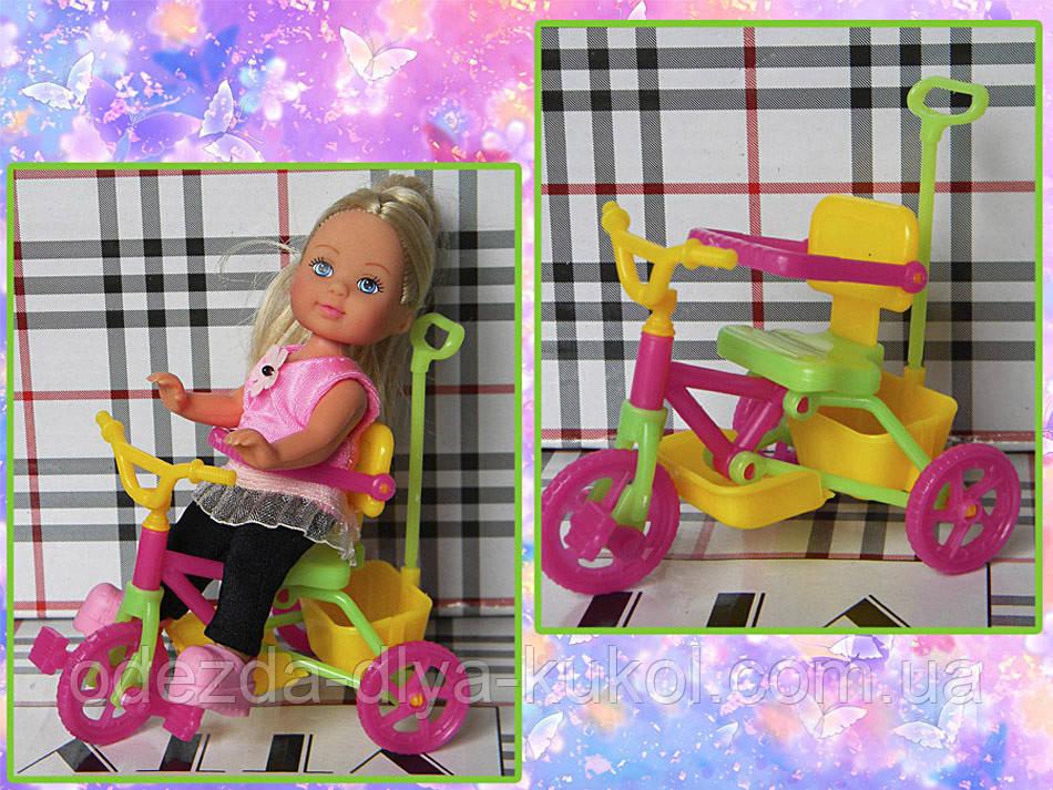 Велосипед для Єві і Келлі