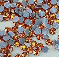 Термо стразы Lux ss16 Hyacinth AB (4.0mm) 1440шт
