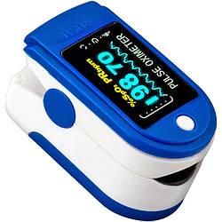 Пульсоксиметр Fingertip Pulse Oximeter LK-88(товар з вітрини)