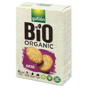Печенье GULLON BIO Organic Avena, 250 г