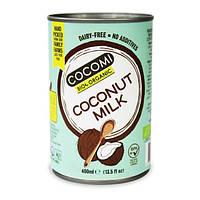 Органическое кокосовое молоко 17% 400 мл Cocomi