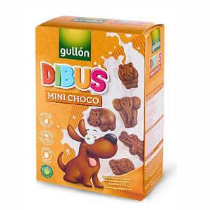 Печенье GULLON DIBUS Mini Cacao, 250 г