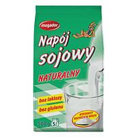 Натуральное сухое соевое молоко (напиток) 500 г - Mogador