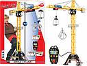 Башенный Кран на дистанционном управлении 120 см Dickie 3462412, фото 7