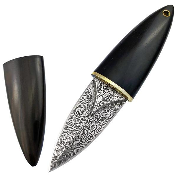 Ніж Damascus Wood Dagger TC045
