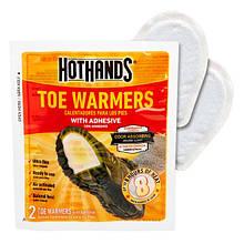 Хімічна грілка для шкарпеток ніг Hothands Toe Warmers (пара)