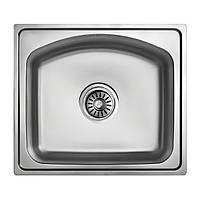 Мийка кухонна HAIBA 48x42 (decor) (HB0528)