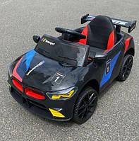 Детский электромобиль BMW M8 Style, цвет черный