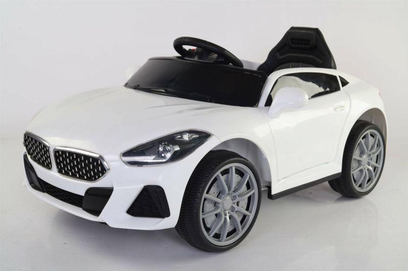 Дитячий електромобіль BMW Z4 Style, колір білий