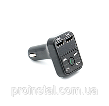 FM-модулятор B2 + Bluetooth+MP3 плеер