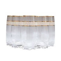 Набор стаканов VERSACE 370 мл 6 шт Gurallar Art Craft