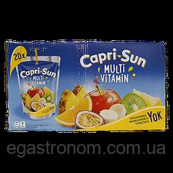 Сік Капрізон мультивітамін Capri-Sun multivitamin 20*200g (Код : 00-00006105)