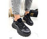 Кроссовки на массивной подошве, фото 4