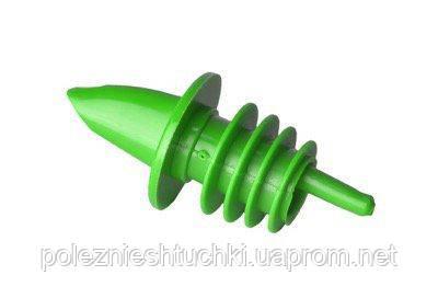 Гейзер барний гумовий зелений FoREST