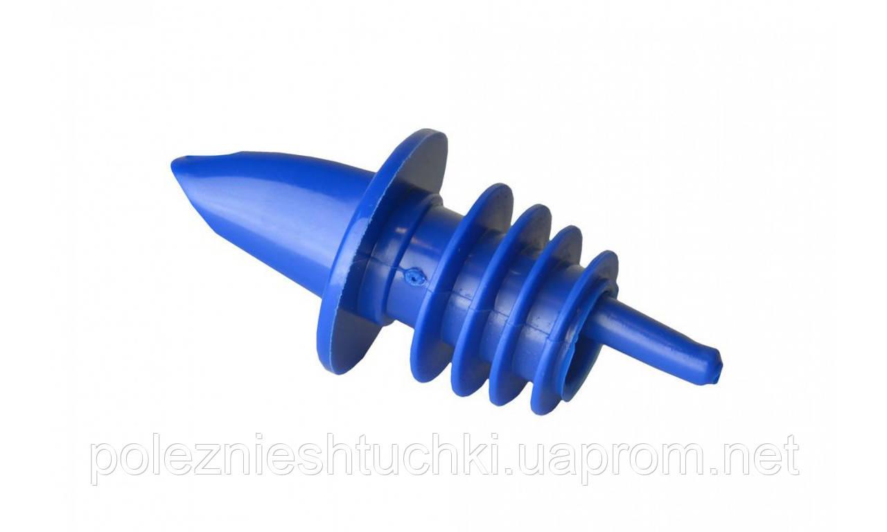Гейзер барний гумовий синій FoREST