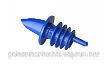 Гейзер барный резиновый синий FoREST