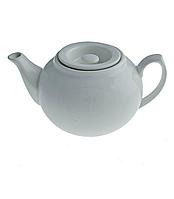 Крышка для чайника заварочного 6/8 см фарфоровая (для 770255) белая Cafe time, FoREST