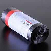 Мешки для мусора черные HD 60л 40 шт/рул PRO