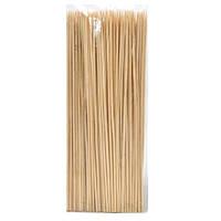 Шпажка-шампур для шашлику 20 див., 2,5 мм, 100 шт/уп бамбукова