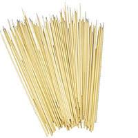 Шпажка-шампур для шашлику 30 см, 2,5 мм, 100 шт/уп бамбукова