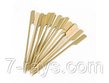 Шпажка для шашлику Японські 12 див., 100 шт/уп бамбукові, гольф