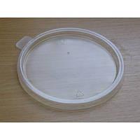 Крышка для супной емкости 500/680 мл., 45306,45307 пластиковая, прозрачная 50 шт/уп