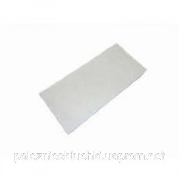 Серветка паперова 1/8 додавання 1-шарова 33х33 див. 100 шт/уп біла