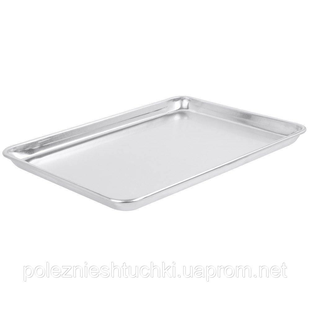 Деко/алюмінієвий піднос 45х32,5х2,8 см (внутрішній розмір 40х29 см) цілісний Winco