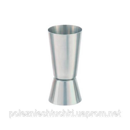 Джиггер 40/20 мл. нержавеющая сталь