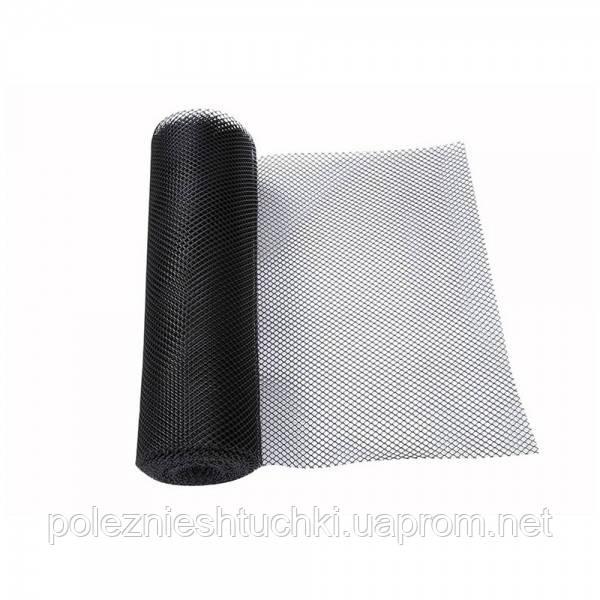 Сетка барная 61 см. черная (цена за 1 метр)(12м\рулон)