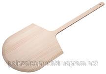 Лопата для пиццы 40х45х105 см Winco, деревянная (10434)