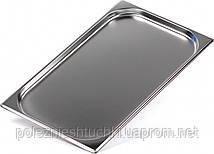 Гастроємність GN 1/1-20 мм, нержавіюча сталь Presto Ware