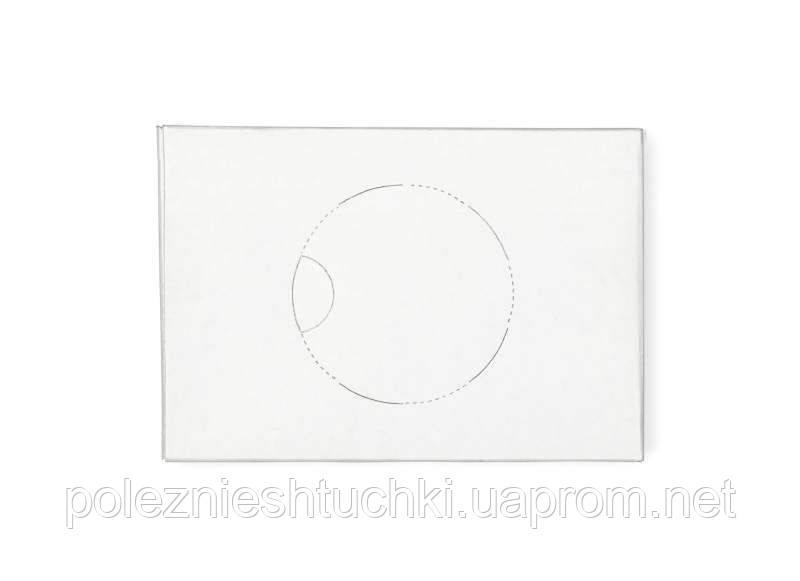 Пакеты гигиенические полиэтиленовые 25 шт/уп белые