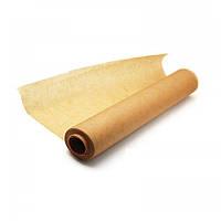 Бумага для выпекания рулон 0,42х100 м. пергамент, коричневая Трейд (99073)