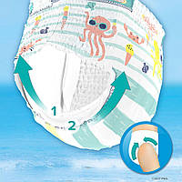 Трусики для плавания Pampers Splashers Размер 5-6 (12-17 кг) 10 шт 81668262 ТМ: Pampers