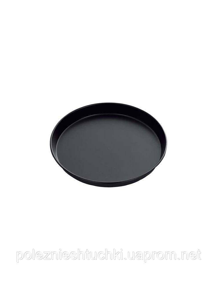 Форма Hendi для пиццы 40х2,5 см. стальная (617410)